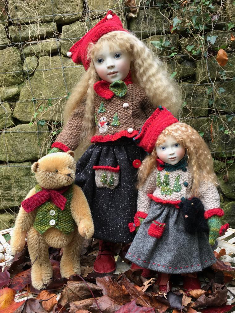 Mira & Evie Christmas