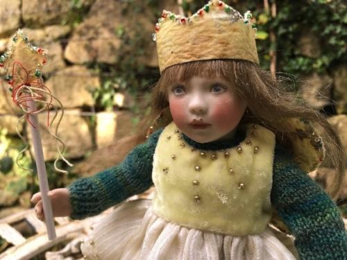 Christmas fairy Rowan