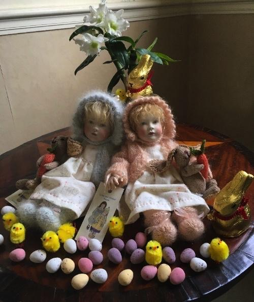 Easter Special Baby Bonnies