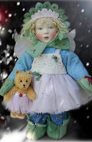 Our Christmas Edition for 2012  Introducing Bessie, our new toddler for 2013, big sister to Bonnie Baby.